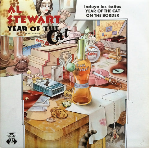 Al Stewart / Year of the Cat, LP