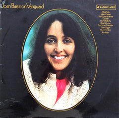 Joan Baez / Joan Baez on Vanguard, LP