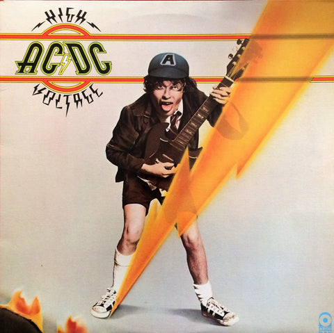 AC/DC / High Voltage, LP