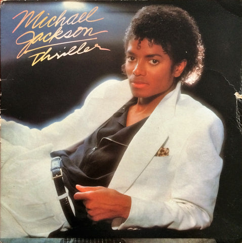 Michael Jackson / Thriller, LP