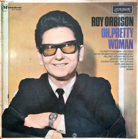 Roy Orbison / Oh, Pretty Woman, LP