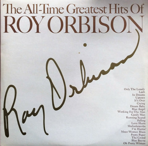Roy Orbison / The All-Time Greatest Hits of Roy Orbison, LP