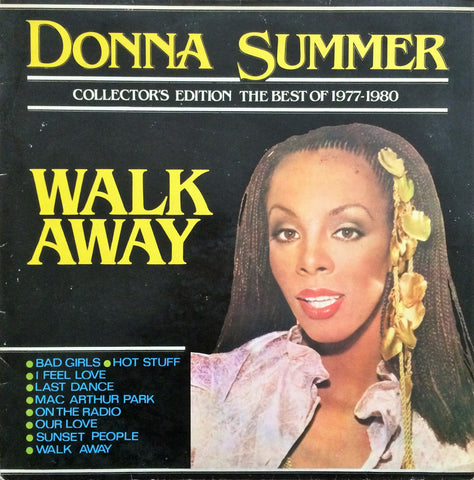 Donna Summer / Walk Away 1977-1980, LP
