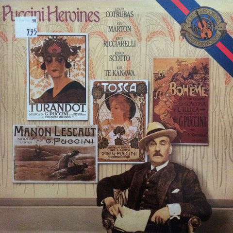 Puccini / Heroines, LP