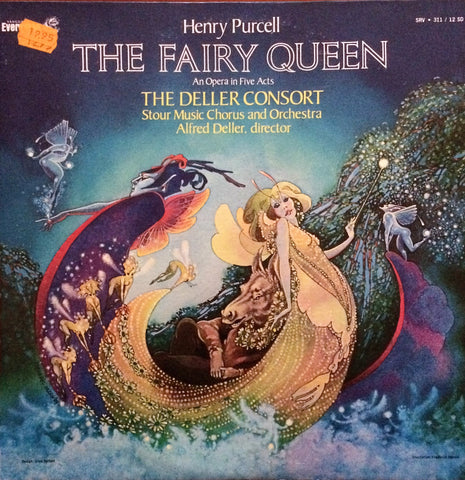 Henry Purcell / The Fairy Queen, LP
