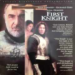 First Knight / Laser Disc