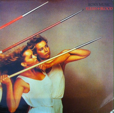 Roxy Music / Flesh + Blood, LP