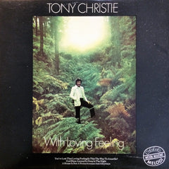 Tony Christie / With Loving Feeling, LP