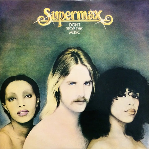 Supermax / Don't Stop The Music, LP