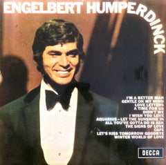 Engelbert Humperdinck / Engelbert Humperdinck, LP