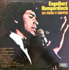 Engelbert Humperdinck / We Made It Happen, LP