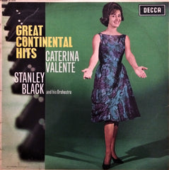 Caterina Valente / Great Continental Hits, LP
