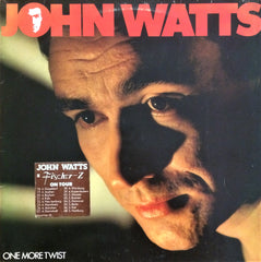 John Watts (Fischer - Z) / One More Twist, LP