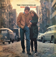 Bob Dylan / The Freewheelin', LP