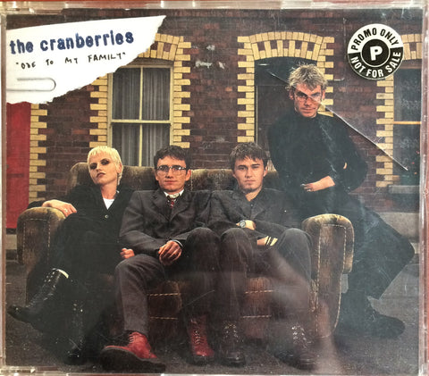 Cranberries, The, Ode To My Family / So Cold In Ireland / No Need To Argue / Dream In My Dreams, CD Single