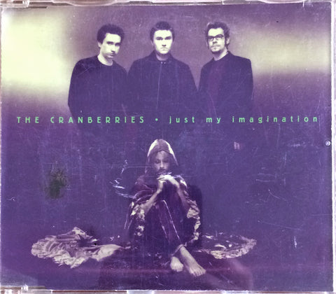 Cranberries, The, Just My Imagination / God Be With You / Such A Shame / Zombie (live), CD Single