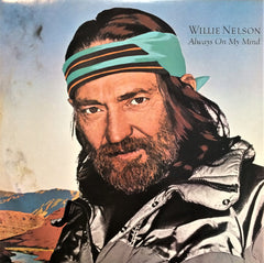 Willie Nelson / Always On My Mind, LP