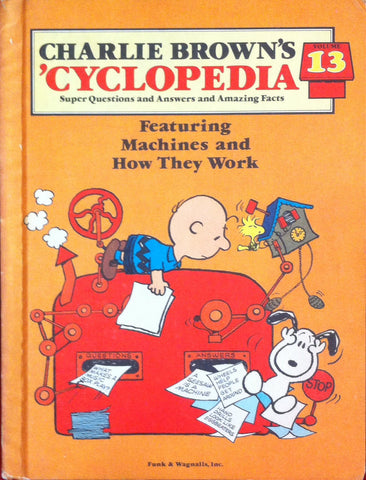 Charlie Brown's 'Cyclopedia, Volume 13
