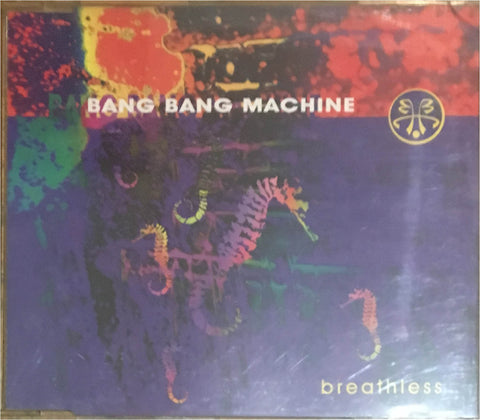 Bang Bang Machine / Breathless, CD Single