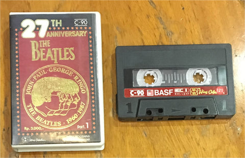 Beatles, The / 27th Aniversary Part 1, Kaset