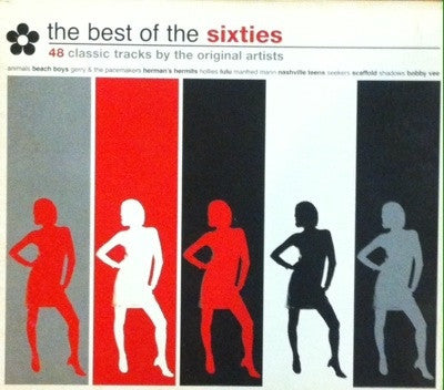 Çeşitli Sanatçılar / The Best of the Sixties, 3 CD Box Set