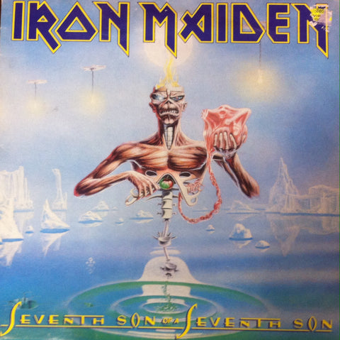 Iron Maiden / Seventh Son of a Seventh Son, LP