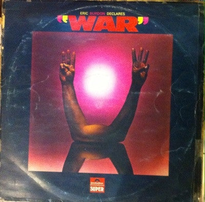 Eric Burdon / Eric Burdon Declares War, LP