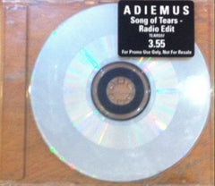 Adiemus / Song of Tears, Promo CD