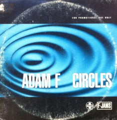 Adam F / Circles, Promo CD