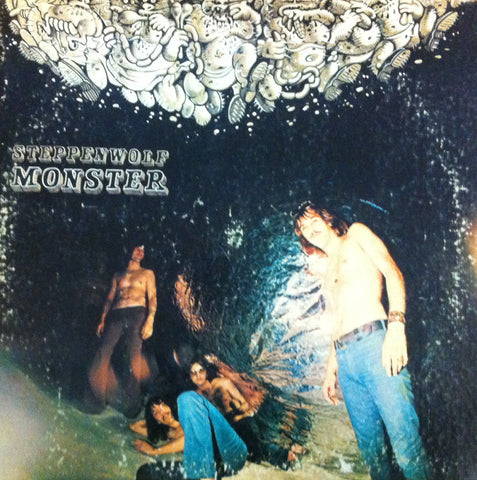 Steppenwolf / Monster, LP