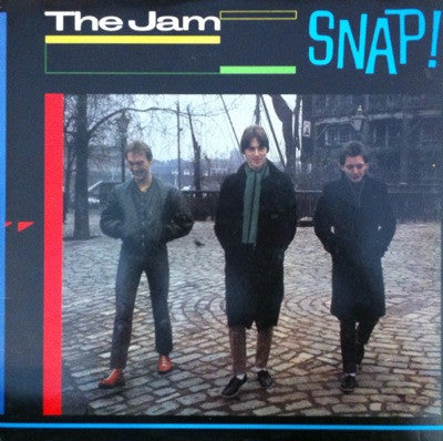 Jam, The / Snap!, LP