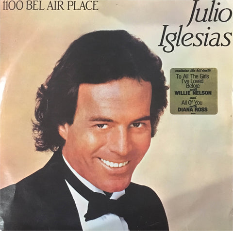 Julio Iglesias / 1100 Bel Air Place, LP