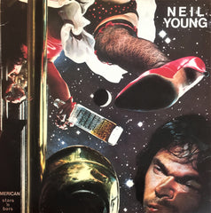 Neil Young / American Stars 'n Bars, LP