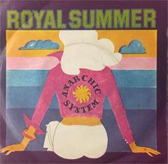 Anarchic System / Royal Summer, 45'lik