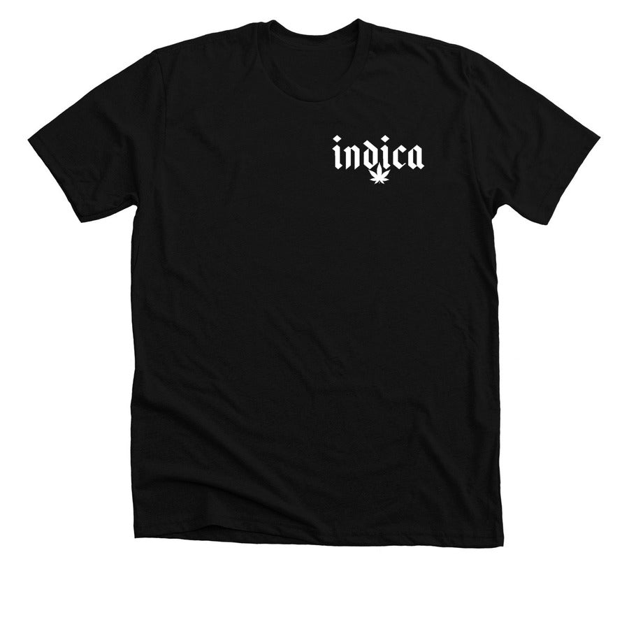 [INDICA] PREMIUM Short sleeve t-shirt