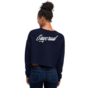 [SATIVA] Crop Sweatshirt