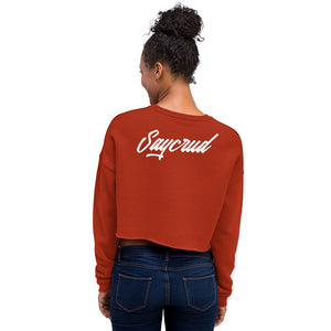 [HYBRID] Crop Sweatshirt