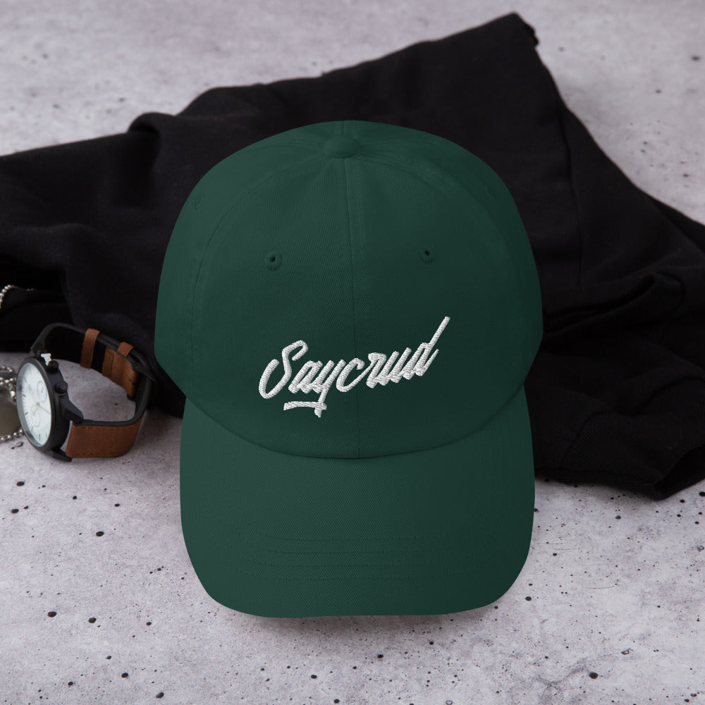 [SAYCRUD] Dad hat