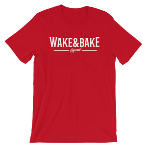 [SAYCRUD} Wake & Bake T-Shirt