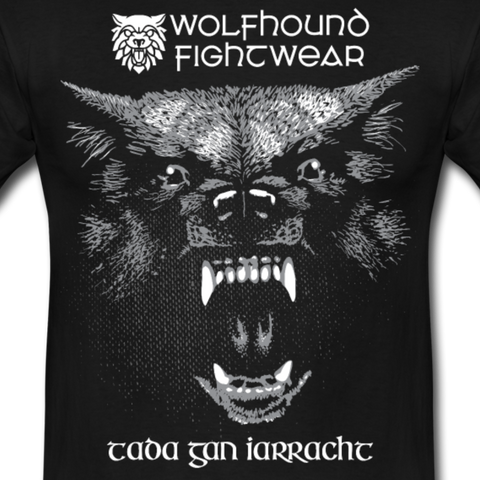 Wolfhound Ranked T-shirts
