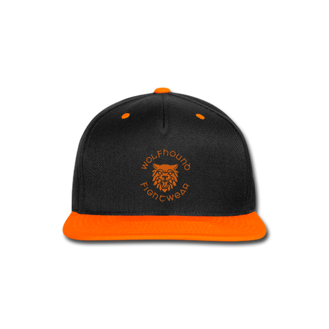 Wolfhound Snap Back Cap