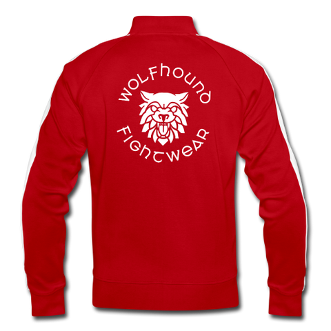 Wolfhound Men's Zipped Tracksuit Jacket