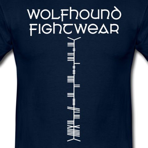 Wolfhound Ogham T-Shirt