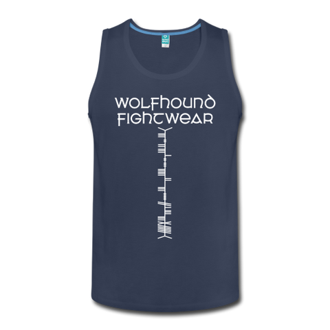 Wolfhound Ogham Tank Top