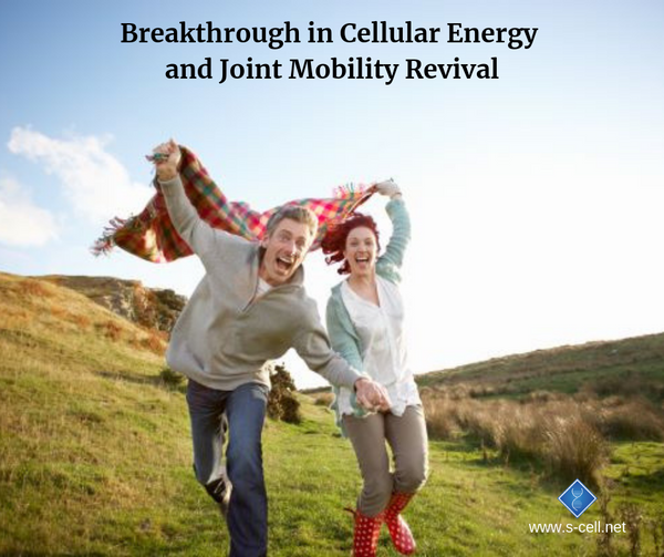 A Bio-Technology Breakthrough in Cellular Energy and Joint Mobility Revival