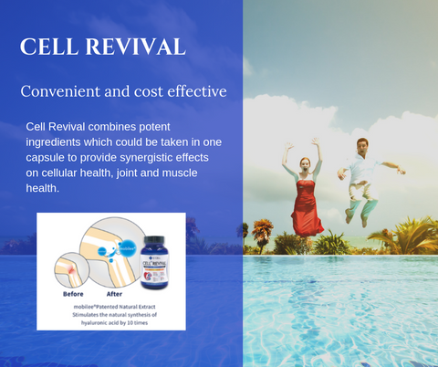 Product Information - Cell Revival - S-CELL Health & Beauty