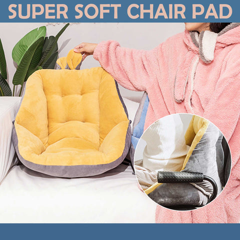 Super Soft Semi-Enclosed One Seat Chair Cushion For Home & Office Chair