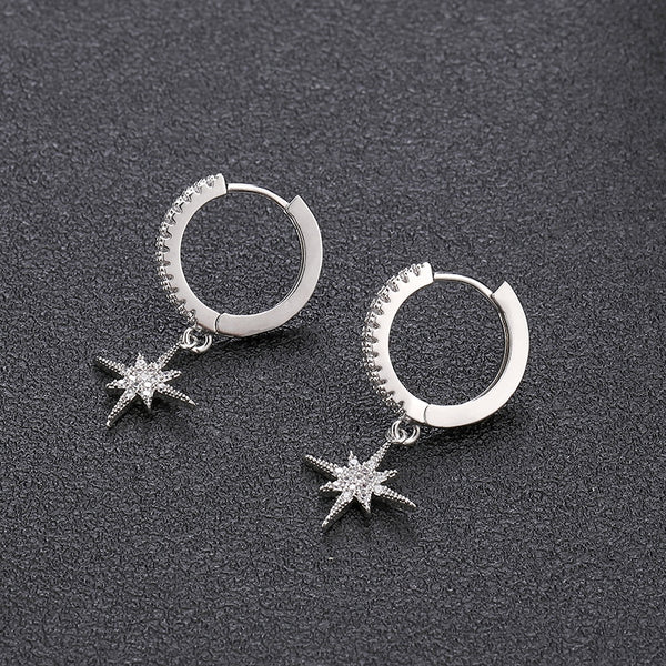Cute Stars Earrings