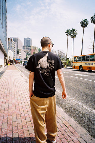 "NATIVE SONS Ex.S/S PRINT T ""STW"""