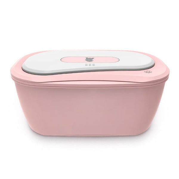 Wipe Warmer and Baby Wet Wipes Dispenser Portable Charging Wipes Box